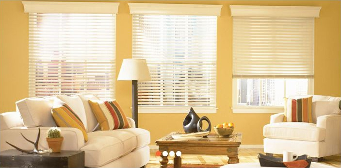 plantation window shutters - work nicely under arched windows